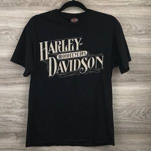 Harley Davidson Denali Wasilla Alaska tee t-shirt